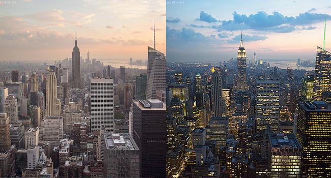 Nunca existieron dos fotos iguales... ¿o si?