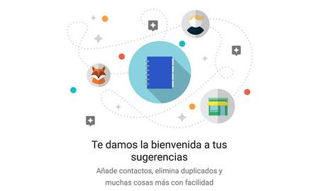 Las nuevas sugerencias de Contactos de Google te ayudarán a organizar tu agenda