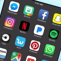 Este es el top de las apps más descargadas y rentables del primer trimestre de 2017