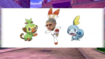 La nueva generación de Pokemon está llenando Twitter de memes y bromas con espadas