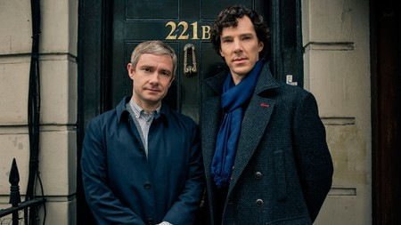 Sherlock Protagonistas