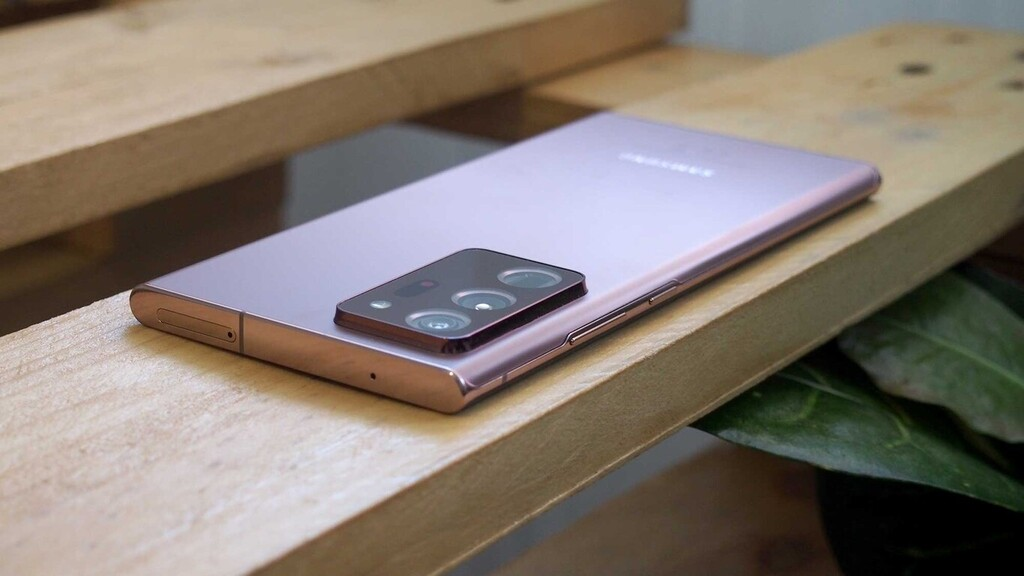 Los Samsung Galaxy Note 20 Ultra se actualizan a Android 11 estable en España