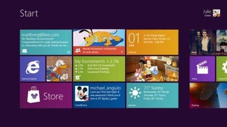 Microsoft contrata a ex-empleado de Disney para dirigir la campaña de marketing de Windows 8