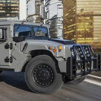 34 años después, pero AM General por fin actualizó al Humvee en la forma del NXT 360