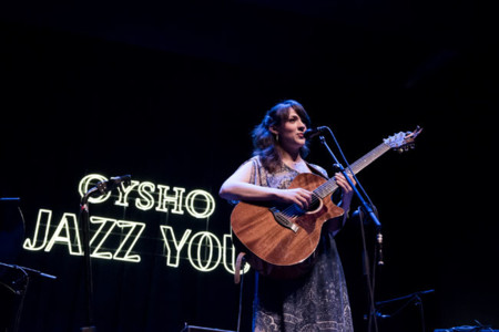 Becca Stevens Oysho Jazz You Madrid