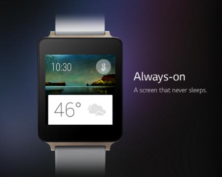 LG Francia informa que el LG Watch G saldría a la venta en junio a 199 euros