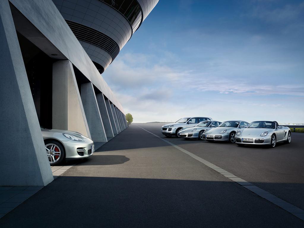 Foto de Porsche Panamera (5/8)