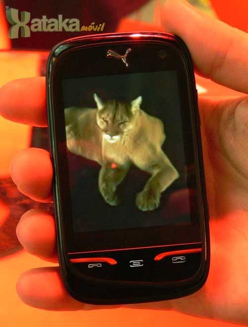 Foto de Puma Phone MWC 2010 (1/4)