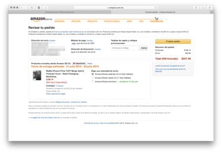 Amazon Mexico Compra 7