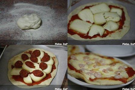 Pizza de arzuoa ulloa