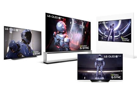 LG OLED 4K de 48 pulgadas: por fin alguien piensa en los que no tienen espacio en casa y tampoco (tanto) dinero