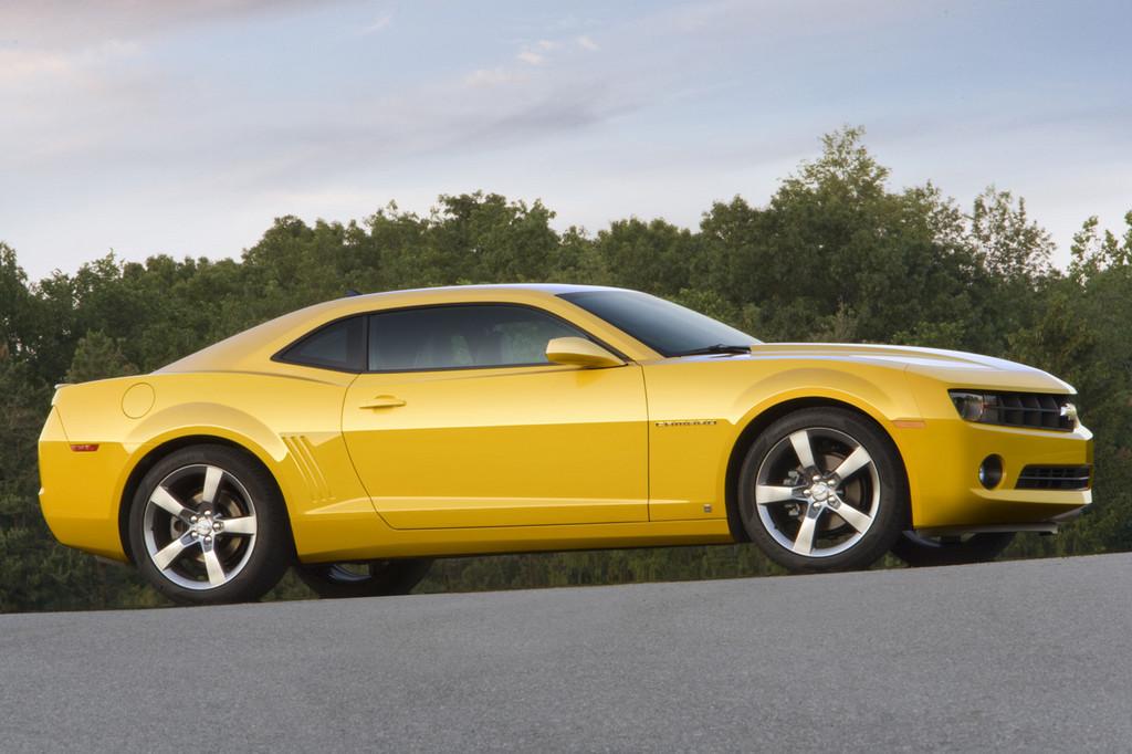 Foto de 2010 Chevrolet Camaro (50/56)