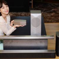 Los nuevos altavoces Music Flow son la respuesta de LG a Sonos