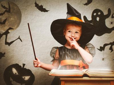 Siete consejos para preparar una terrorífica fiesta infantil de Halloween