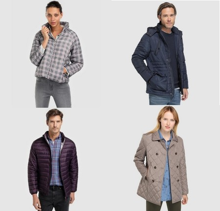 13 abrigos rebajados en la tienda de El Corte Inglés en AliExpress por menos de 30 euros y con envío gratis