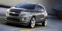 El Chevrolet Trax se presentará en el Salón de París