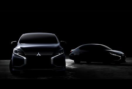 El Mitsubishi Mirage (¿Dodge Attitude?) estrenará un profundo facelift este mes