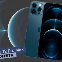 Ahorra 130 euros estrenando iPhone 12 Pro Max: tuimeilibre te deja el de 128 GB en 1.129 euros