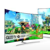 Samsung activa la Steam Link app en sus televisores de 2016 y 2017 para que juegues en la tele desde un PC en otra habitación