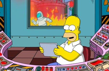 EA lanzará juego de los Simpson para plataformas móviles