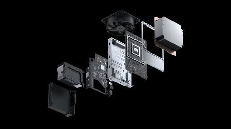 """Xbox Series X  con lujo de detalle: GPU de 12 TFLOPS, CPU octa-core y tarjetas SSD para """"el Xbox más potente de la historia"""""""