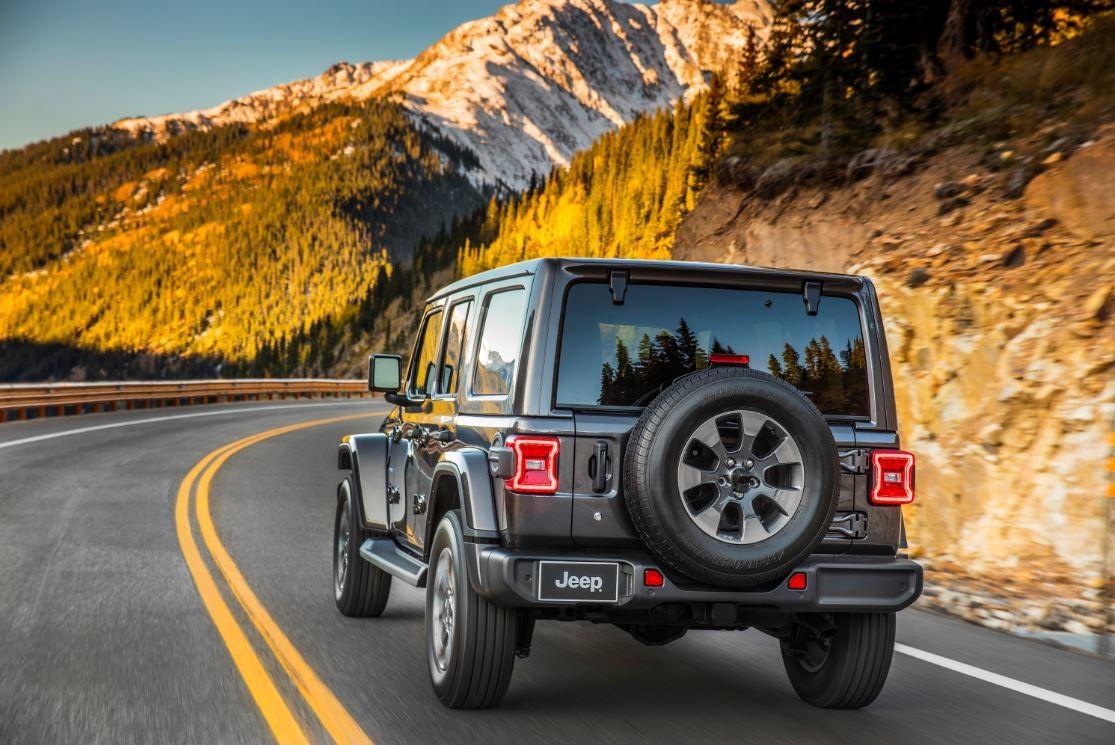 Foto de Jeep Wrangler Mild-Hybrid 2020 (2/18)