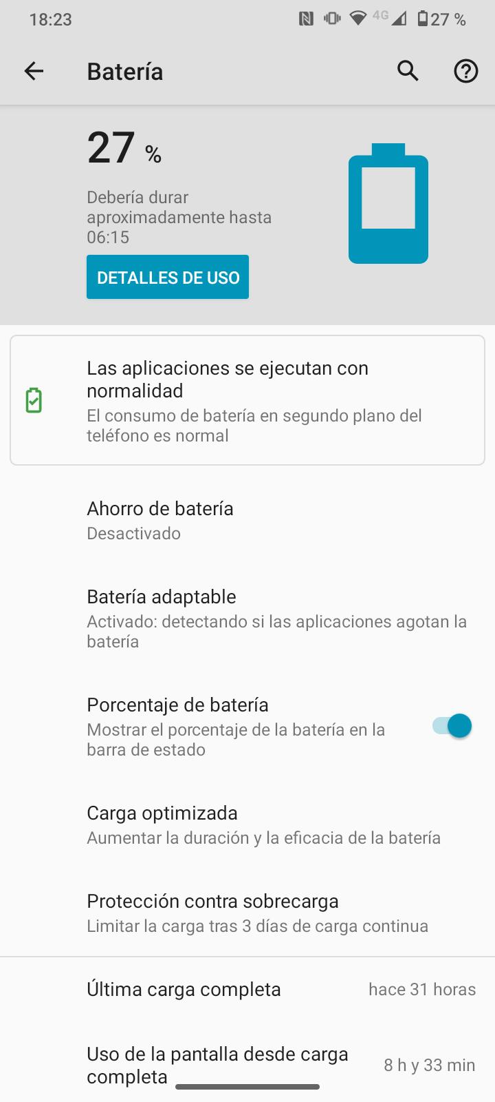 Foto de Android 11 + Moto App Launcher (18/25)