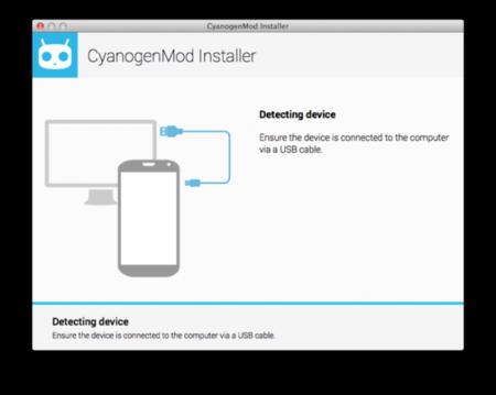 CyanogenMod Installer, instala una ROM personalizada ahora desde Mac OS X