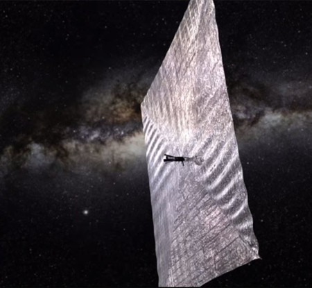 LightSail es un satélite completamente solar que empezará a probarse en mayo de este mismo año