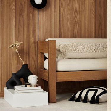 Almohadas chic, preciosos jarrones, accesorios... descubre los artículos clave de primavera de H&M Home