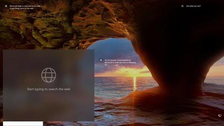 Esta es la nueva pantalla de bloqueo que preparan en Microsoft para romper la frontera entre PC y tableta
