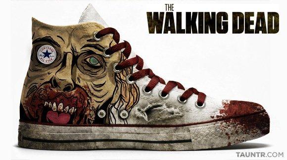 Converse Walking Dead