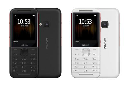 Nokia 5310 Versiones