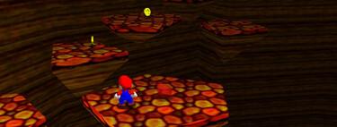 Super Mario 64: cómo conseguir la estrella Hot Foot-it into the Volcano de Lethal Lava Land