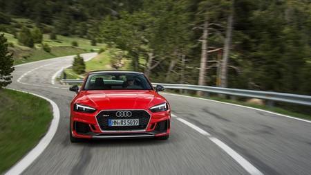 Los nuevos Audi RS 4 Avant y RS 5 Coupé ya tienen versiones Carbon Edition, hasta 80 kg más ligeras