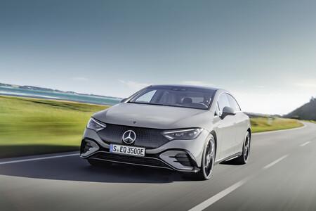 Mercedes-Benz EQE: el nuevo sedán eléctrico de  lujo con autonomía de hasta 660 km que llegará en 2022