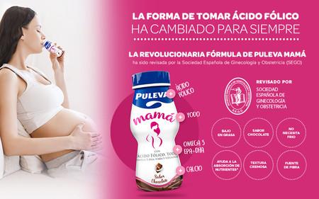 Puleva Mama Acido Folico Nuevo Formato