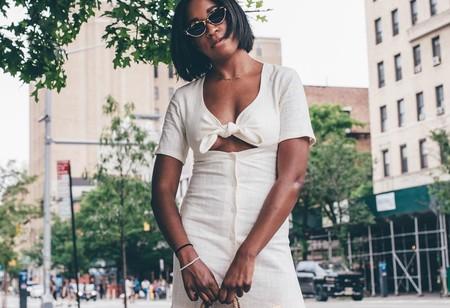 Los vestidos con cut-outs son ideales para enseñar un poquito más y estas 11 propuestas lo hacen con sutileza y elegancia