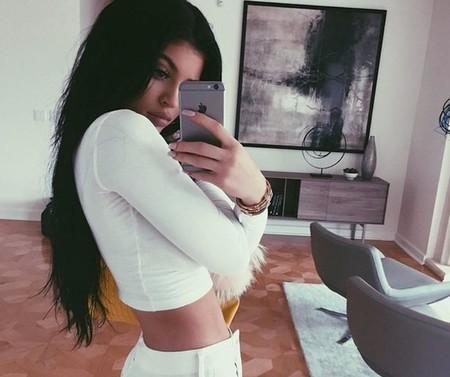 Este es el truco para conseguir los mejores selfies. ¡Palabra de Kylie Jenner!