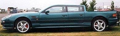 Aston Martin DB7 Pick-up