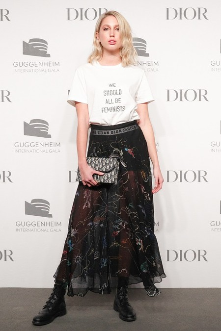 Dior Gig Pre Party 2018 Princess Olympia Of Greece