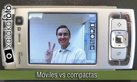 Móviles vs compactas
