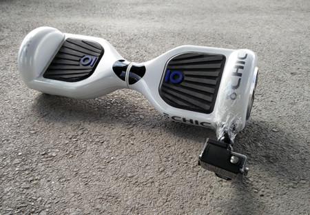 Los scooter eléctricos de auto equilibrio son ilegales en Reino Unido, ¿y en España?