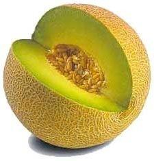 Pepitas de melón, semillas de oro