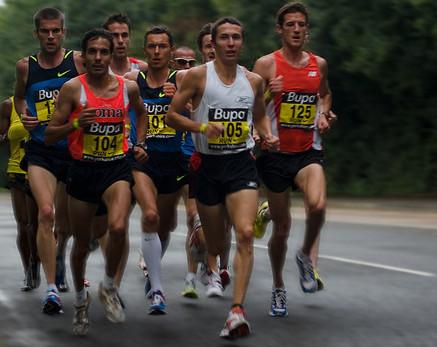 Cada vez más hombres atletas padecen trastornos alimentarios
