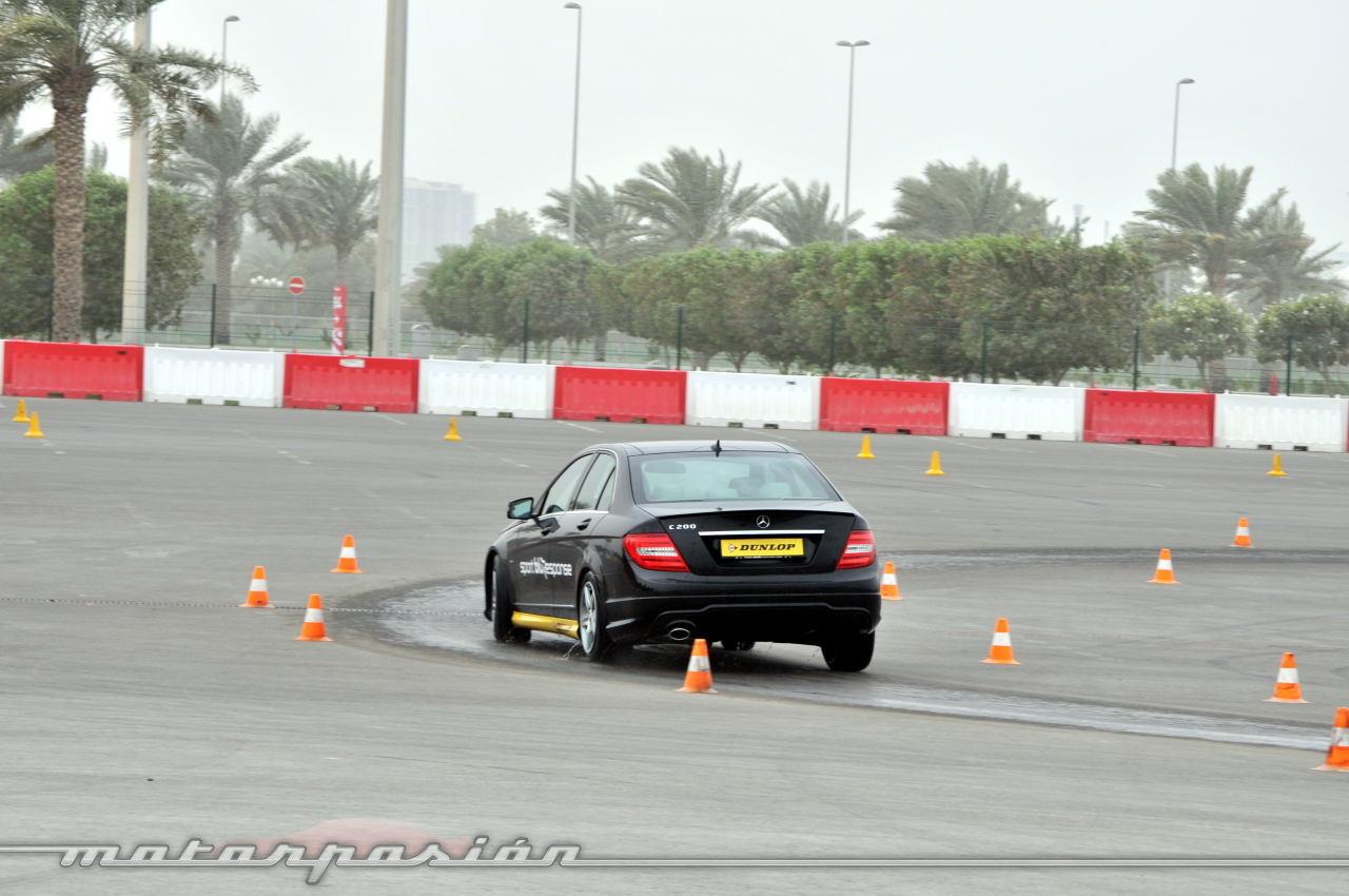 Foto de Dunlop Sport BluResponse, presentación y prueba en Yas Marina (6/24)