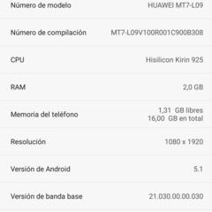 Foto 10 de 14 de la galería android-5-1-para-huawei-ascend-mate-7 en Xataka Android