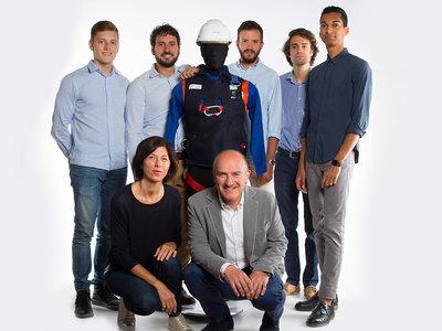 Dainese y Enel llevan la seguridad de MotoGP a los empleados de la industria