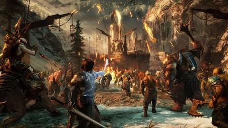 Los enemigos y aliados de La Tierra-Media: Sombras de Mordor se podrán traspasar a Sombras de Guerra