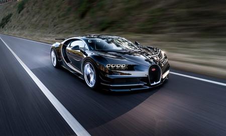 Las leyes de EE. UU. arruinaron la trasera del Bugatti Chiron